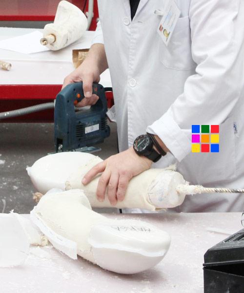 Ciclo Superior Técnico Ortoprotésico y Productos de Apoyo