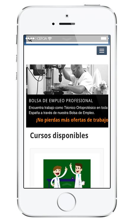 aula virtual CEFOA
