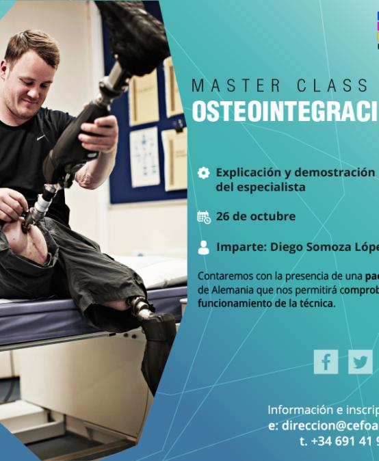 Master Class de Osteointegración