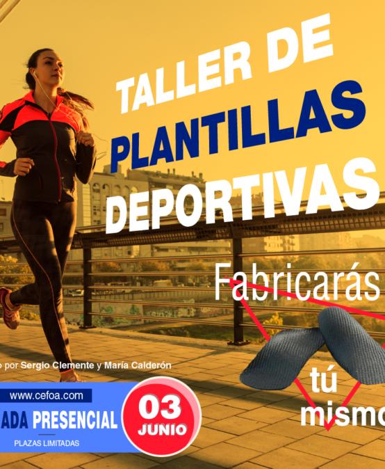 Taller de Plantillas Deportivas